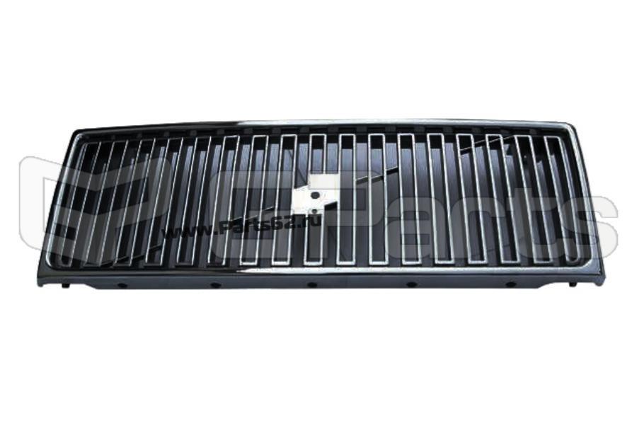 Radiator grille (black)