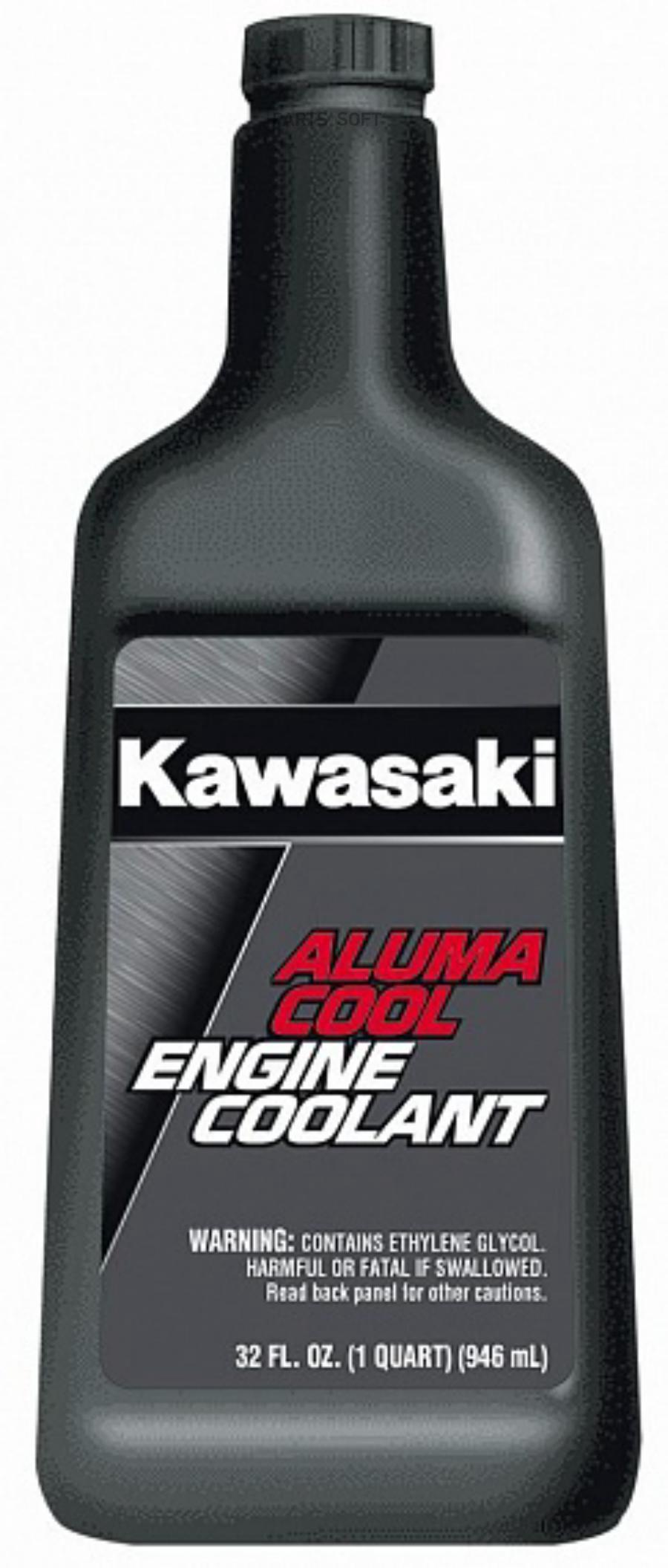 Антифирз-концентрат Aluma-Cool Engine Coolant, 0,946л