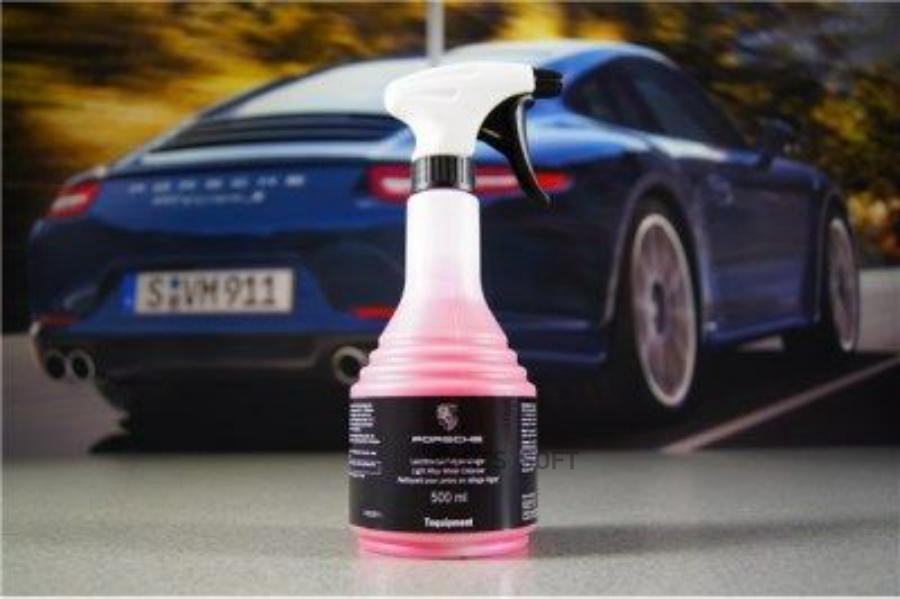 Средство для чистки колесных дисков Porsche Tequipment  Rim Сleaner Spray
