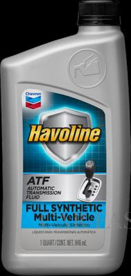 CHEVRON Havoline® Synthetic ATF Multi-Vehicle 0.946л