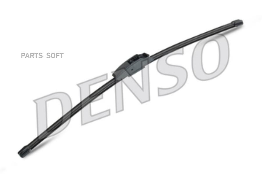 Щетка стеклоочистителя  550 мм (крючок) DFR-007  FLAT