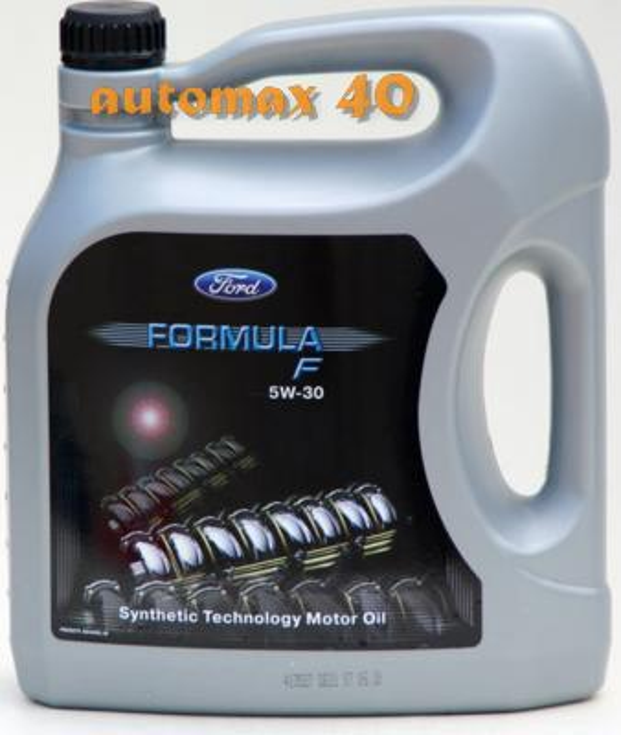 """Масло FORD  """"Formula F 5W-30 (5L)"""