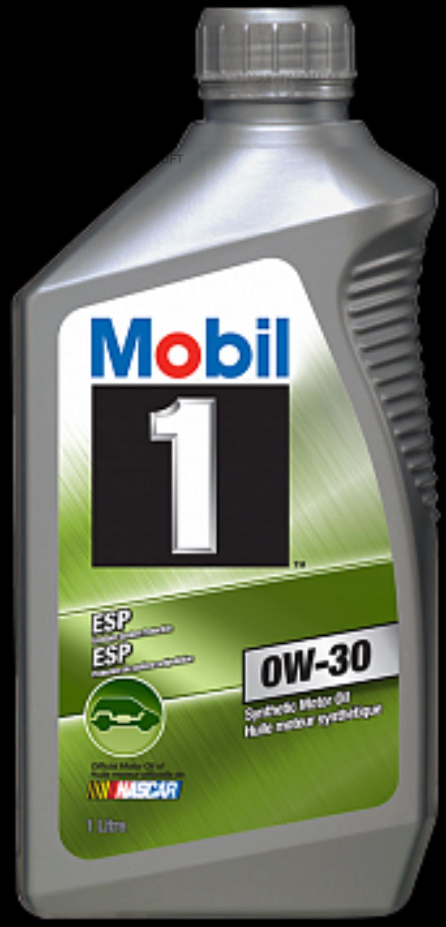 Масло моторное синтетическое Advanced Fuel Economy 0W-30, 0.946л
