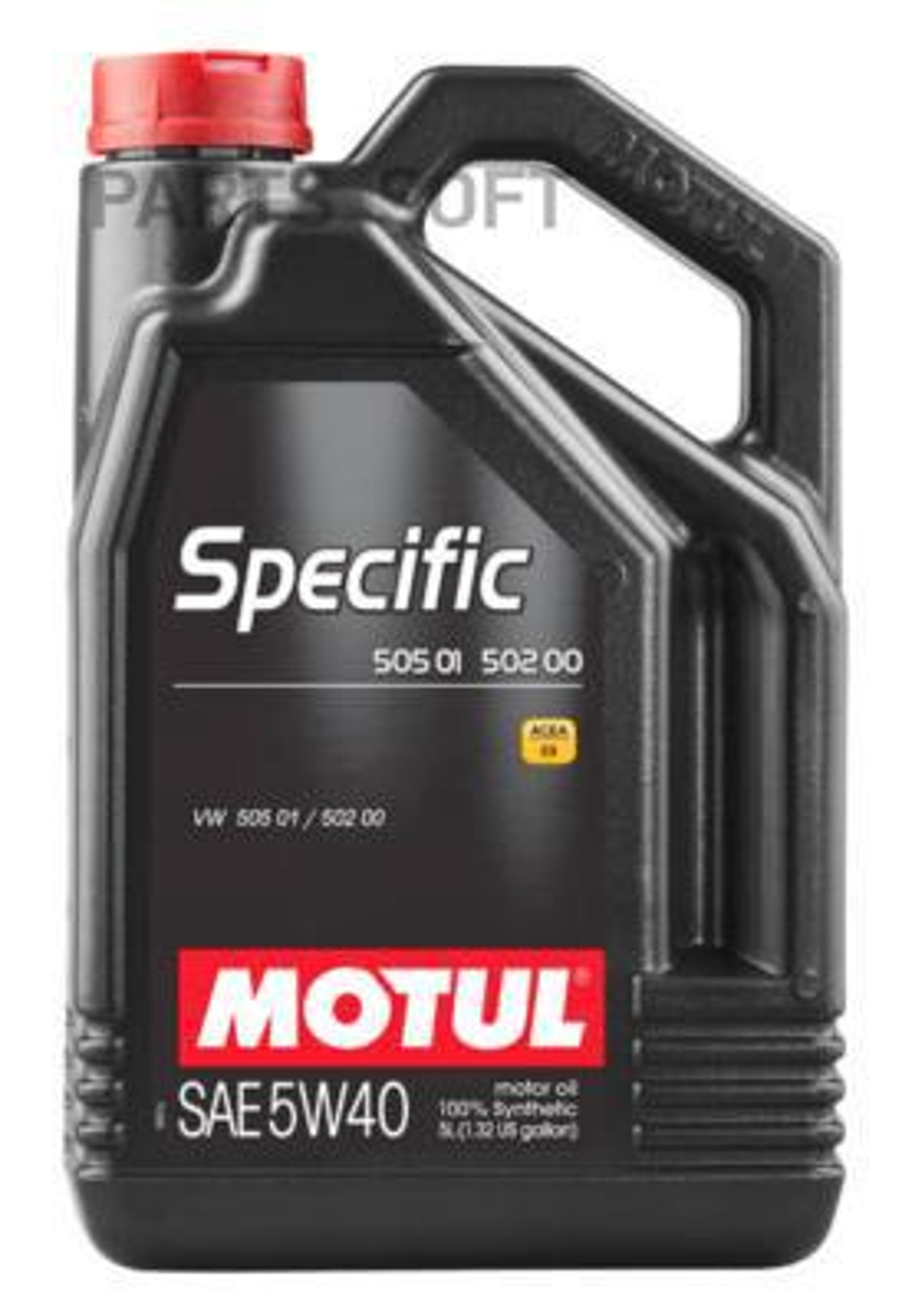 Motul SPECIFIC 505.01 .
