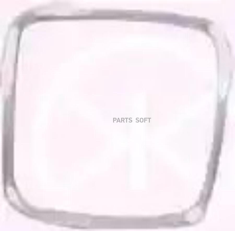 Облицовка / защитная накладка, облицовка радиатора