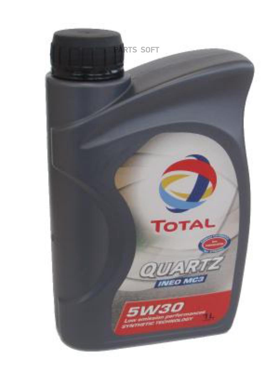 Total Quartz Ineo MC3 5W30 .