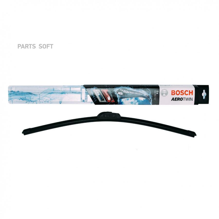 Щетка стеклоочистителя бескаркасная 650mm, Pilenga