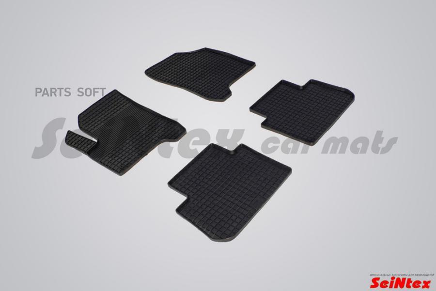 Резиновые коврики Сетка