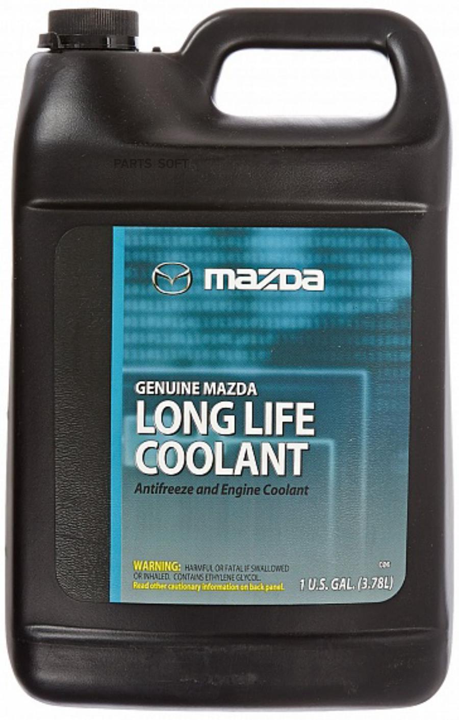 """Антифриз """"Long Life Coolant Green"""", 4л"""