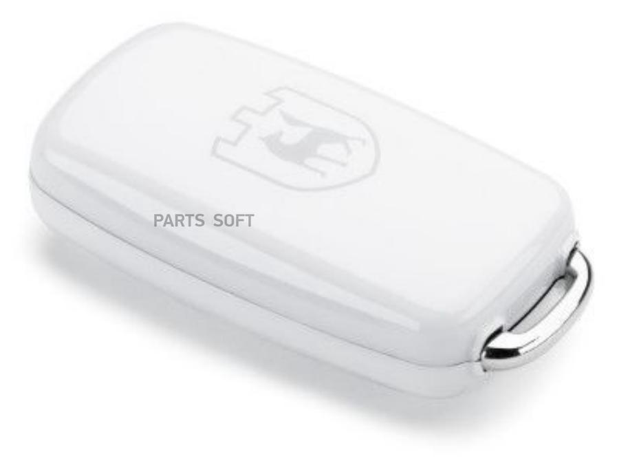 Накладка на ключ Volkswagen Key Case Classic White