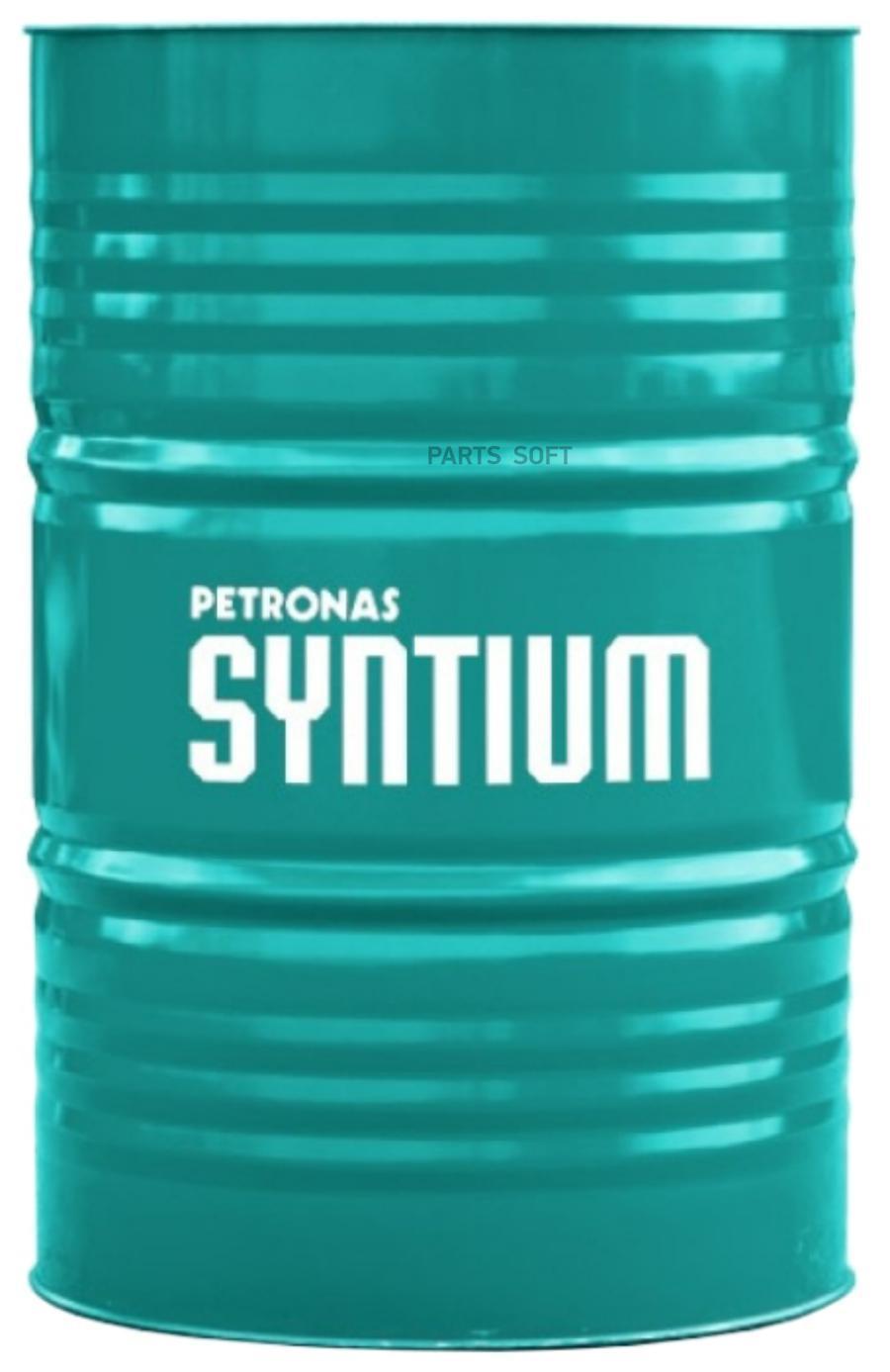 Моторное масло синтетическое PETRONAS Syntium 3000 AV 5-W40, 200л