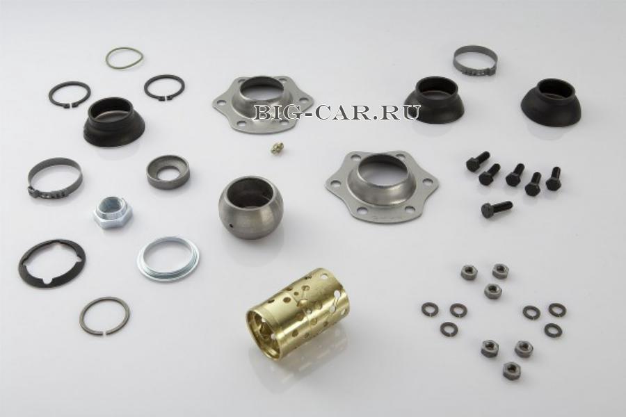 РМК тормозного вала (на вал втулки бронз.+шаровая метал, с монтажным). BPW