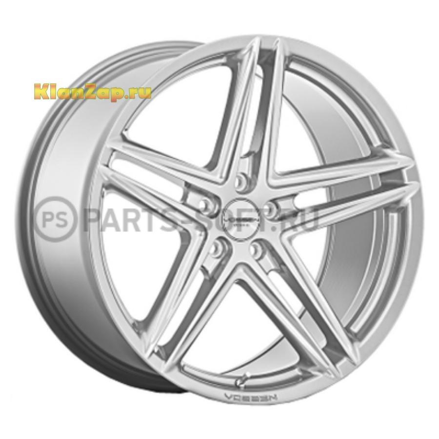 9x20/5x112 ET25 D66,56 VFS5 Gloss Silver