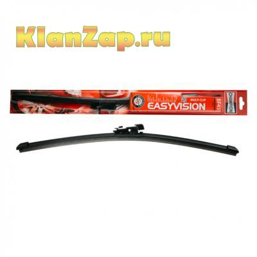 Щетка стеклоочистителя 650 мм Easyvision Multi-Clip (7 типов креплений) EF65-B01