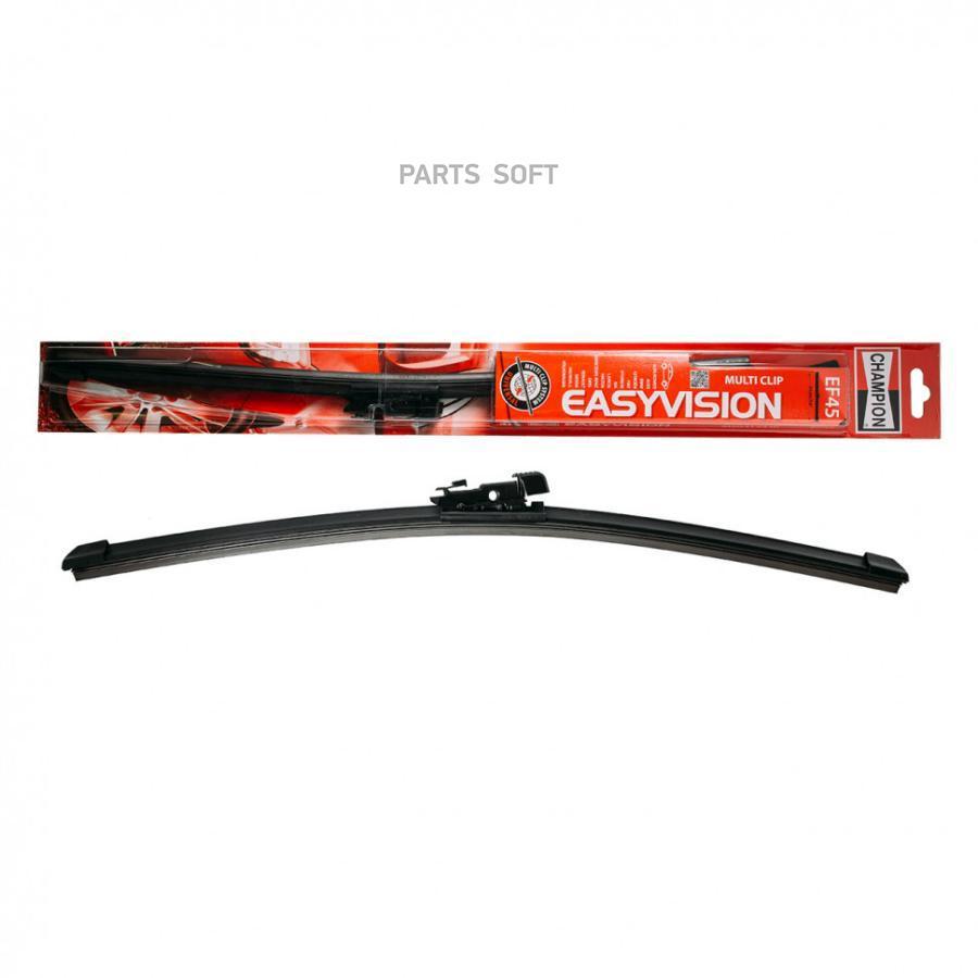 Щетка стеклоочистителя 550 мм Easyvision Multi-Clip (7 типов креплений) EF55-B01