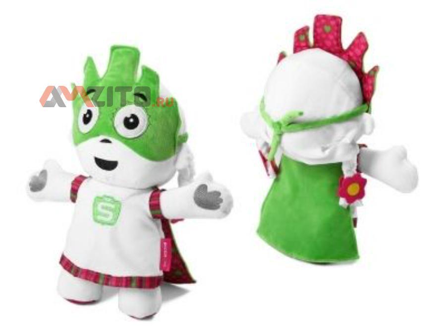 Детская кукла на руку Skoda Hand Puppet Laura