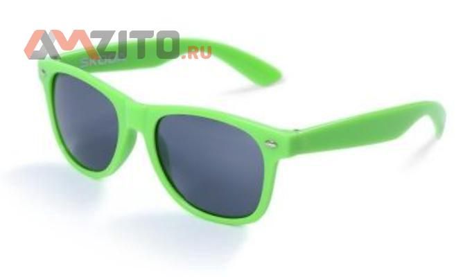 Солнцезащитные очки Skoda Sunglasses Green with Dark Lenses
