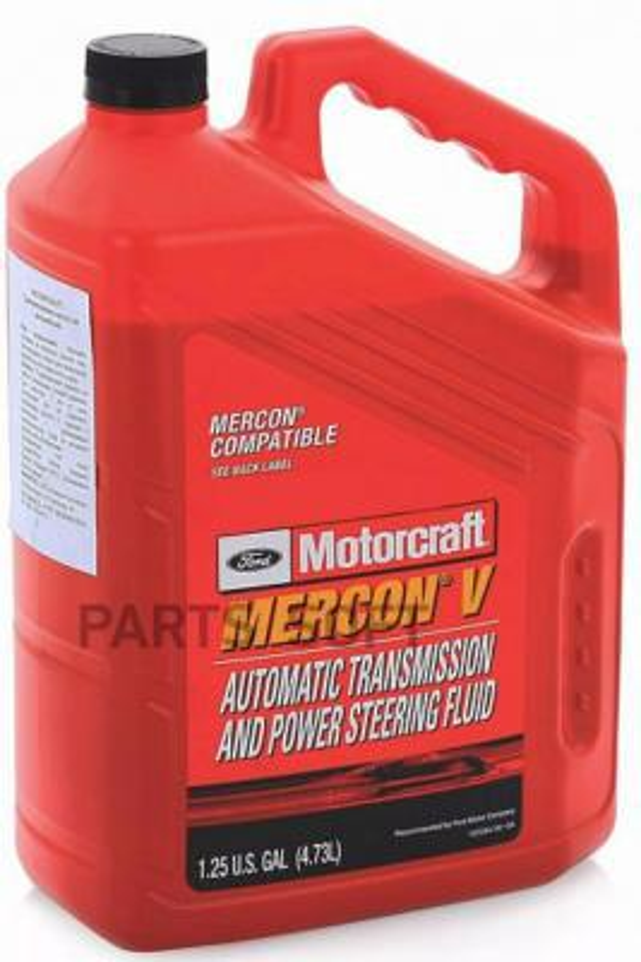 Трансмиссионное масло Motorcraft Mercon V Automatic Transmission and Power Steering Fluid