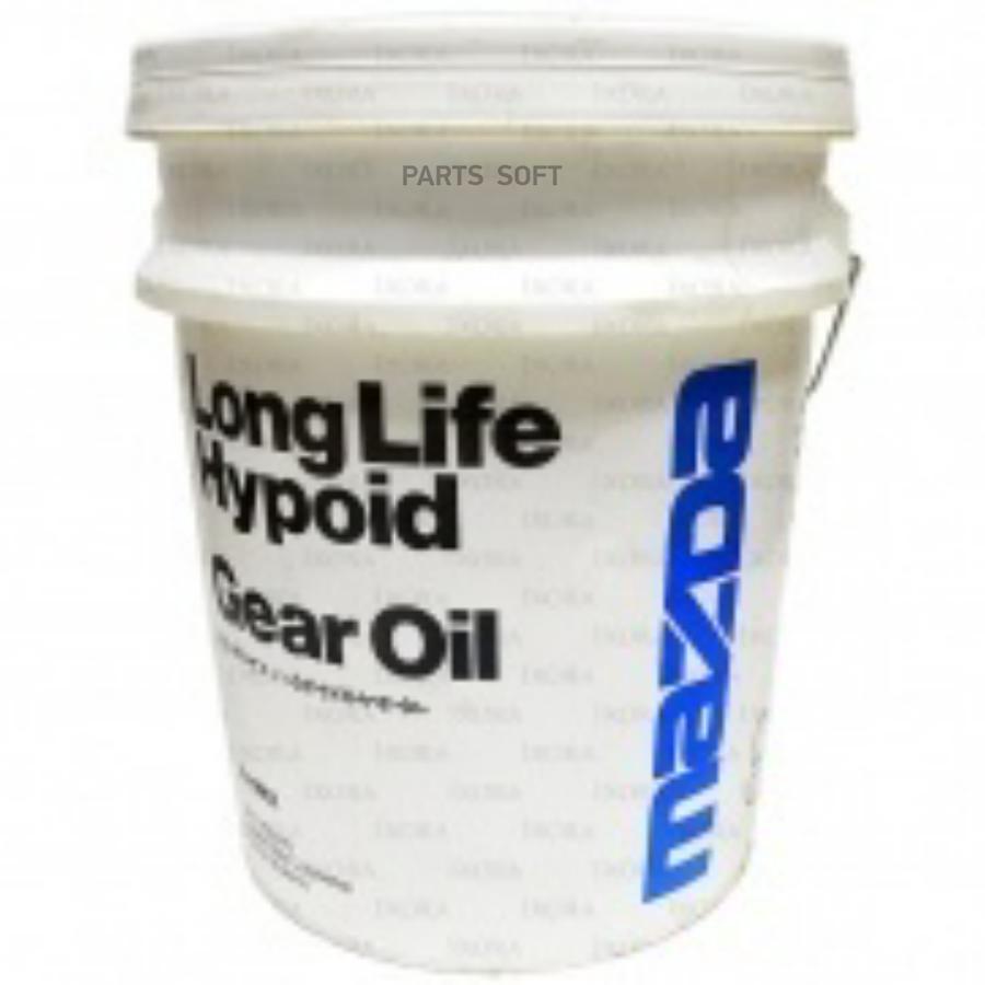 Трансмиссионное масло Long Life Hypoid Gear Oil