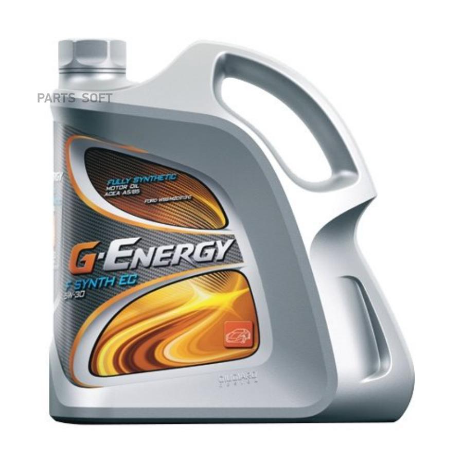 G-Energy F Synth EC 5W30 4 л