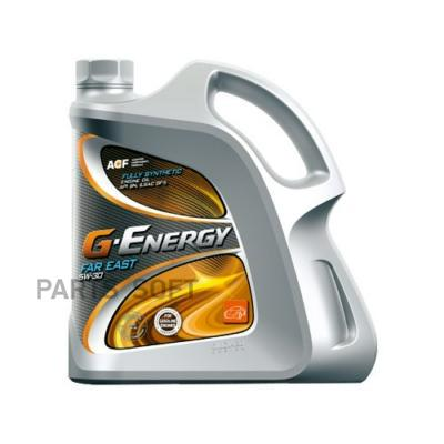 G-Energy Far East  5W-30 4л