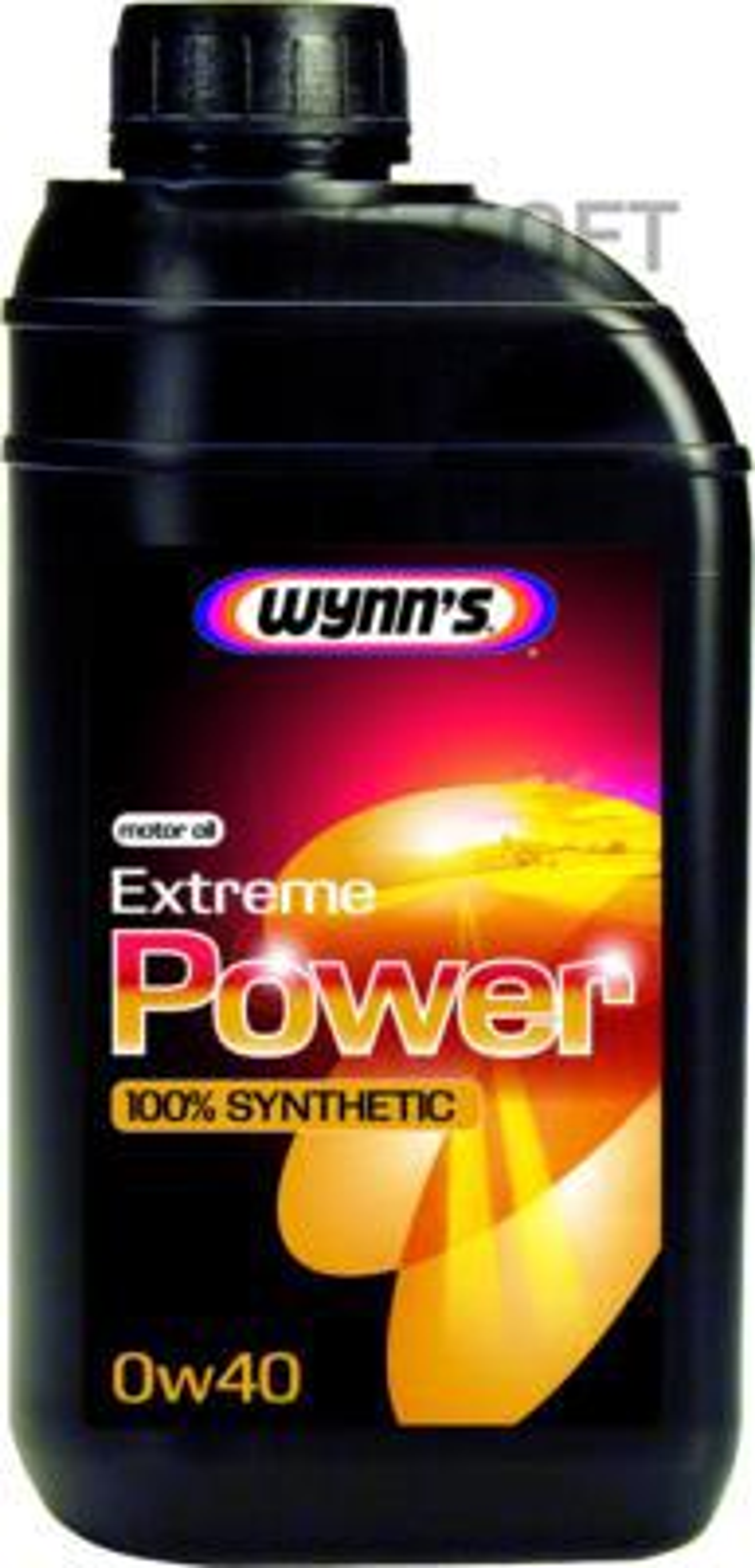 Моторное масло синтетическое WYNNS EXTREME POWER 0W-40, 1л