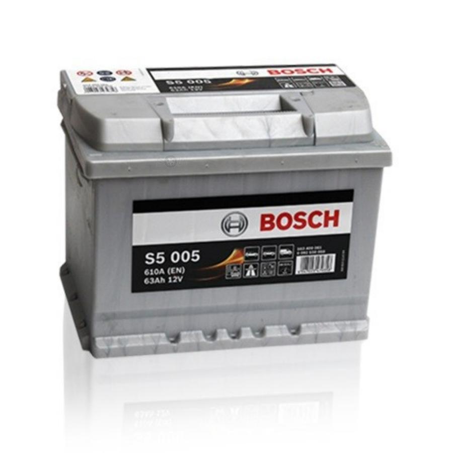 Аккумулятор Бош 63 для ауди а4 BOSCH