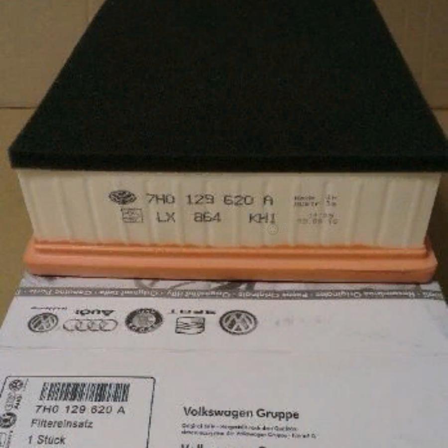 Воздушный фильтр для vw t5 VAG