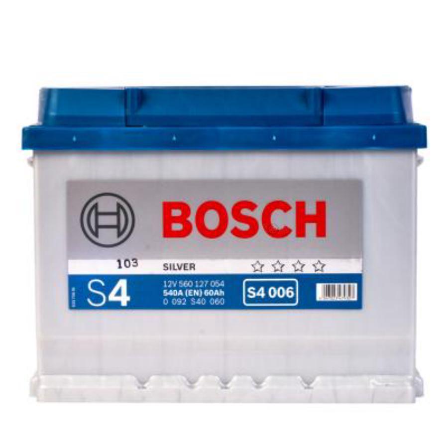 Аккумулятор Бош 60 обратной полярности BOSCH
