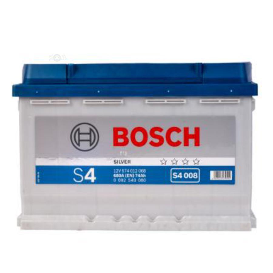 Аккумулятор для форд фокус 2 Бош 74 BOSCH