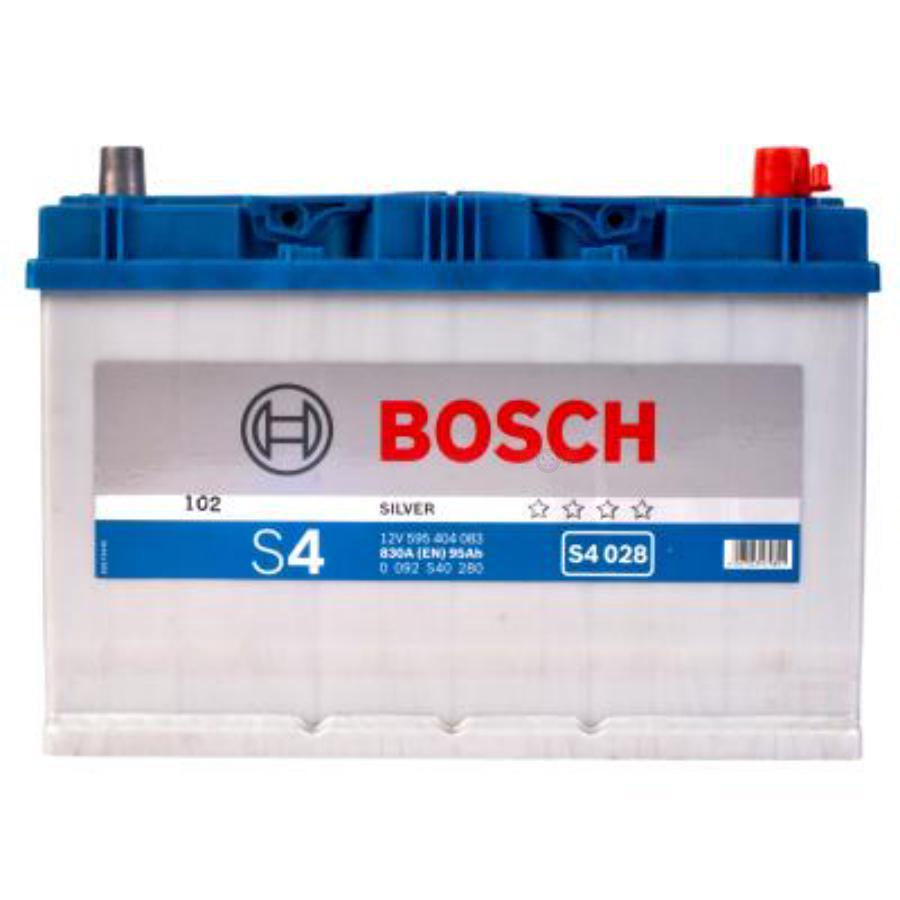 Аккумулятор для тойота ленд крузер 95 BOSCH