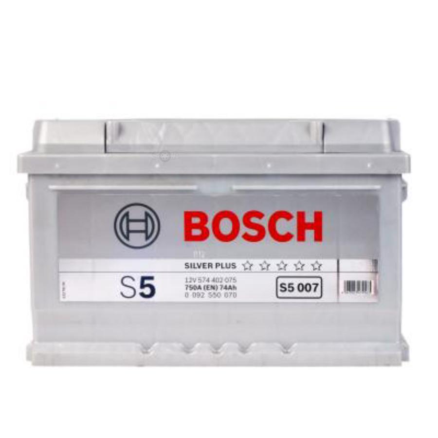 Аккумулятор для фольксваген Джетта 74 низкий BOSCH