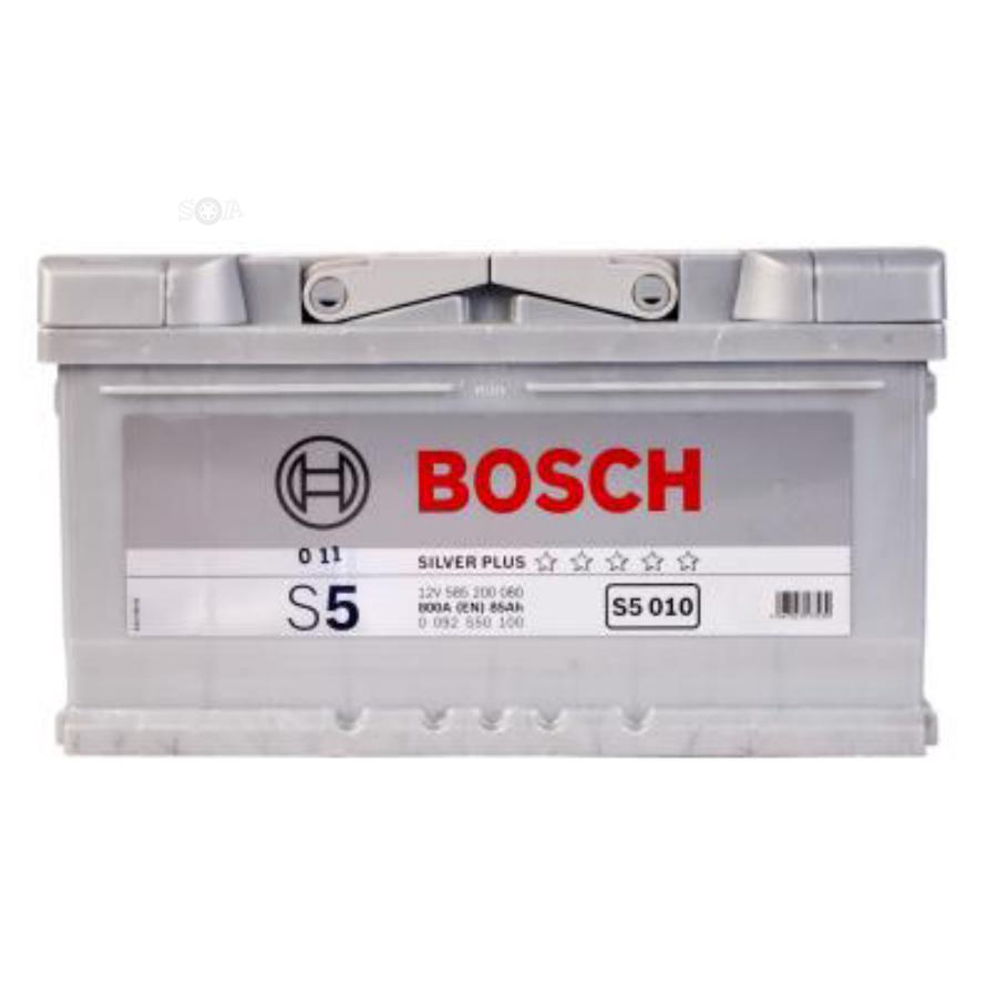 Аккумулятор для ауди а8 Бош 85 BOSCH