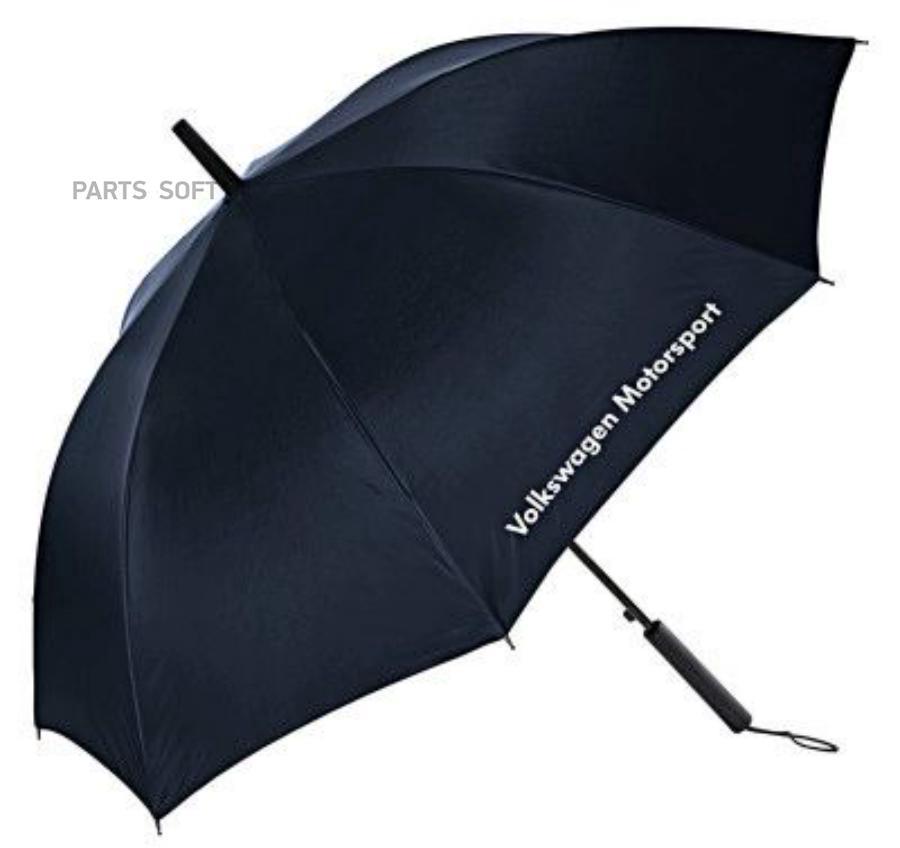 Автоматический зонт трость Volkswagen Motorsport Automatic Stick Umbrella Dark Blue