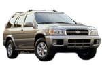 Nissan pathfinder ii original
