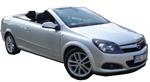 Opel astra h twintop iii original
