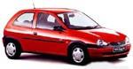 Opel corsa b ii original