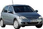 Opel corsa c iii original