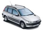 Peugeot 206 sw original