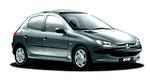 Peugeot 206 hetchbek original