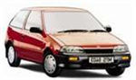 Suzuki swift hetchbek ii original