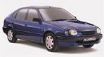 Toyota corolla compact iv original