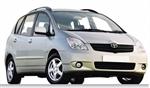 Toyota corolla verso original