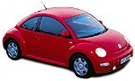Volkswagen new beetle original