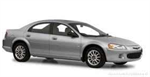 Chrysler sebring sedan ii original