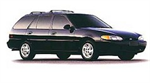 Ford escort universal vii original