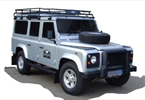 Land rover defender 110 original