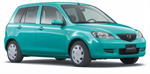 Mazda mazda2 hetchbek original