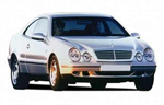 Mercedes clk coupe original