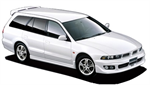 Mitsubishi legnum original